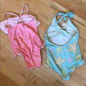 2856a066d5d91 Garnet Hill Swim - Girls Garnet Hill and Old Navy size 5 swimsuits